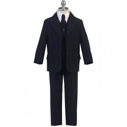 2 button 5pc boys suit